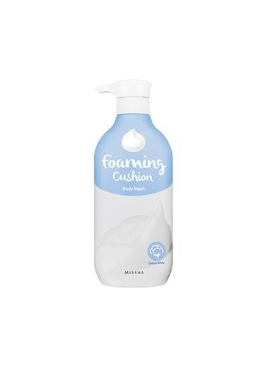 Missha Foaming Cushion Body Wash (Cotton White) Beyaz